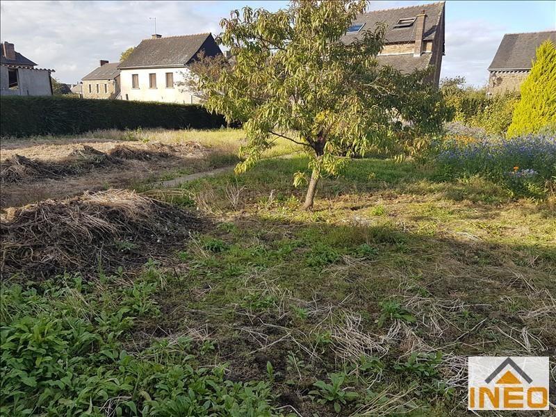 Vente terrain La chapelle chaussee 58300€ - Photo 3