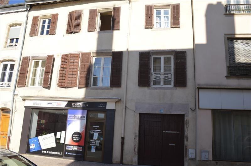 Verkauf mietshaus Luneville 264000€ - Fotografie 1