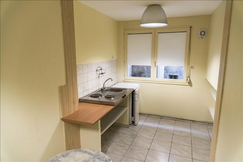 Rental apartment Nantua 270€ CC - Picture 3