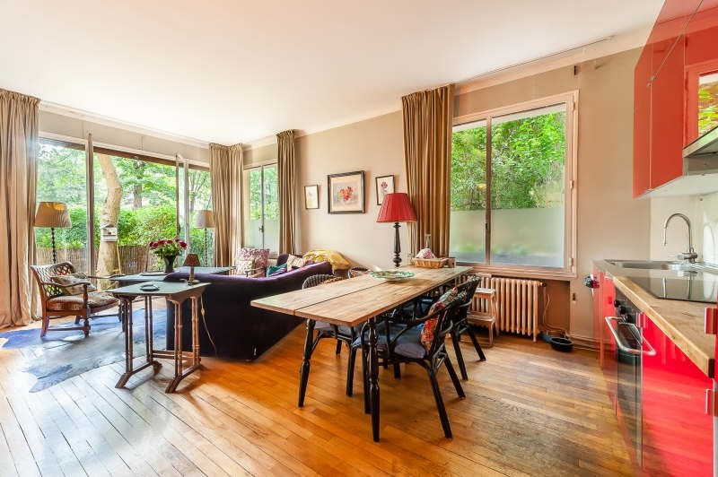 Vente appartement Neuilly sur seine 795 600€ - Photo 2