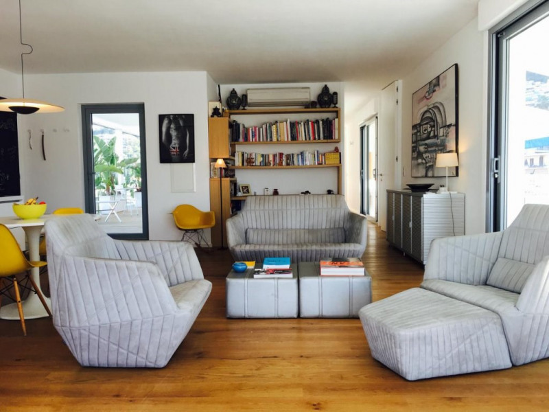 Deluxe sale apartment Nice 849000€ - Picture 1