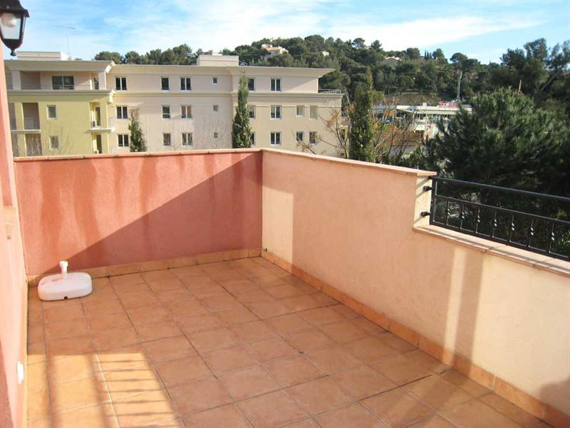 Vacation rental apartment Cavalaire 500€ - Picture 2