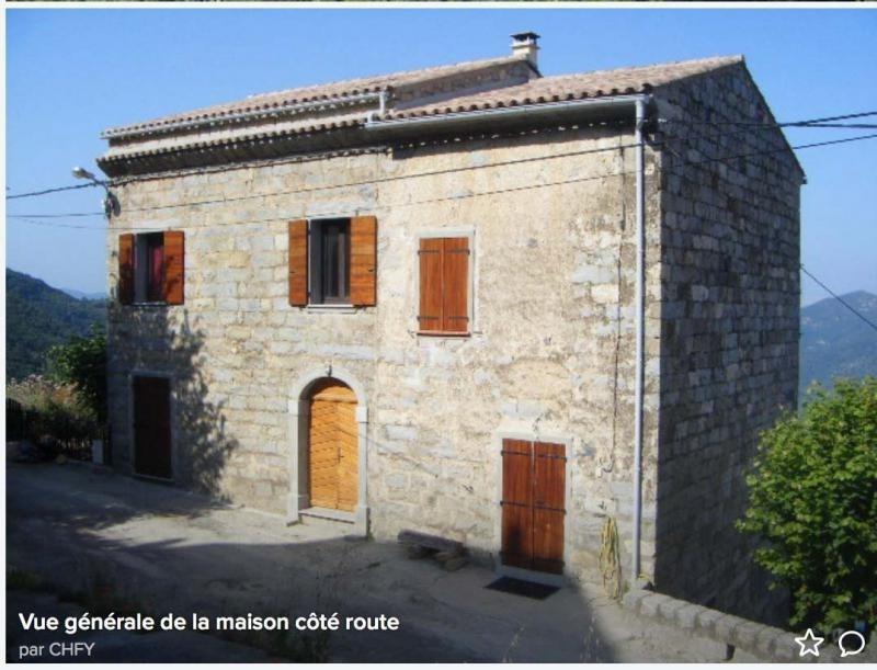 Vente maison / villa Ste lucie de tallano 270000€ - Photo 1