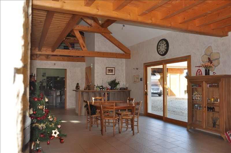 Sale house / villa St martin du frene 297 000€ - Picture 9