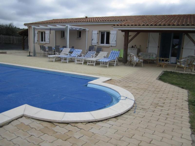 Vente maison / villa Brossac 230000€ - Photo 1