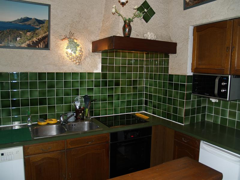 Vacation rental apartment Les issambres 545€ - Picture 8