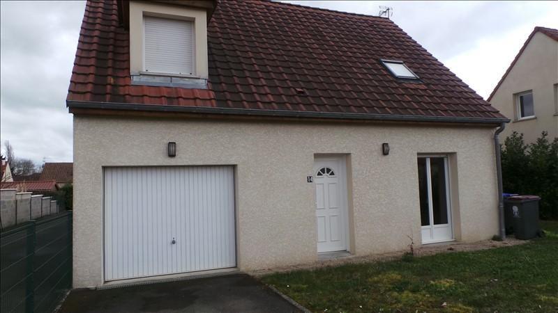 Location maison / villa Genlis 850€ CC - Photo 1