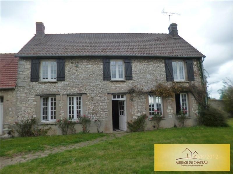Vente maison / villa La villeneuve en chevrie 415000€ - Photo 2
