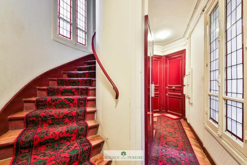 Sale apartment Paris 17ème 425000€ - Picture 3