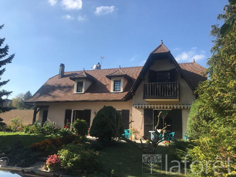 Vente maison / villa Bourgoin jallieu 310000€ - Photo 8