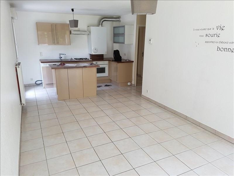 Location appartement Magland 720€ CC - Photo 1