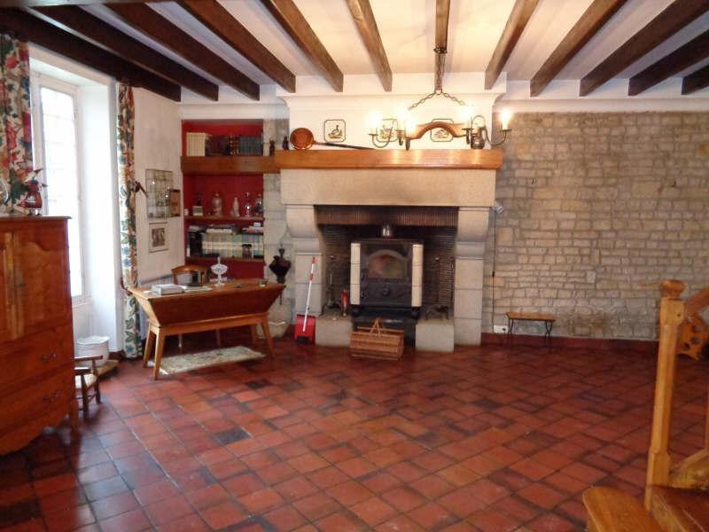Vente maison / villa Fouqueure 163000€ - Photo 7