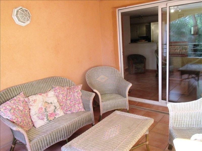 Sale apartment Bormes les mimosas 185000€ - Picture 1