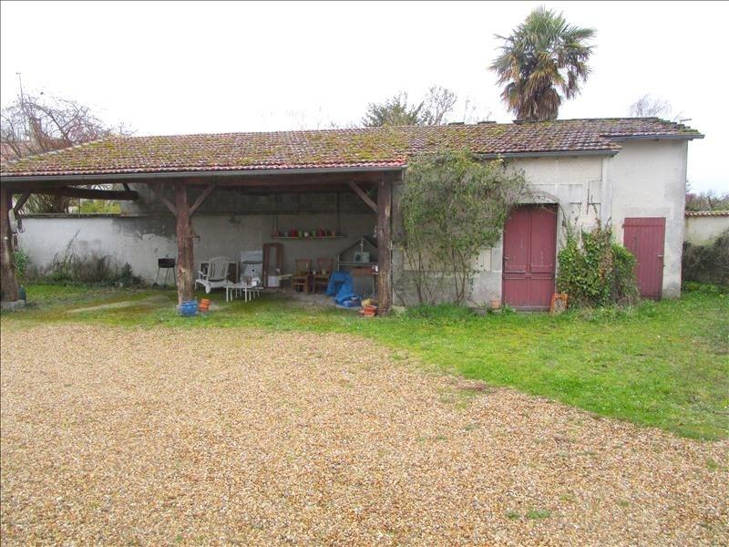 Vente maison / villa Matha 154300€ - Photo 8