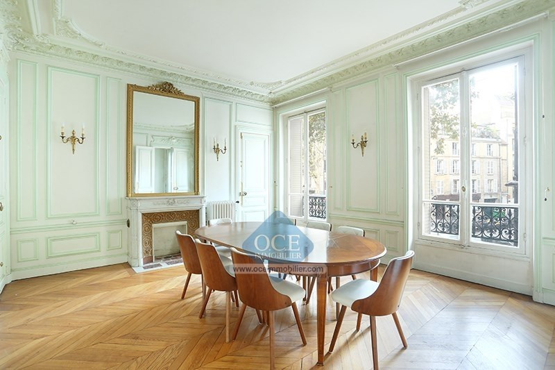 Deluxe sale apartment Paris 5ème 1 350 000€ - Picture 2