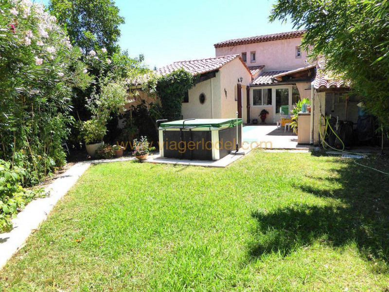 Vendita nell' vitalizio di vita casa Auribeau-sur-siagne 36000€ - Fotografia 3