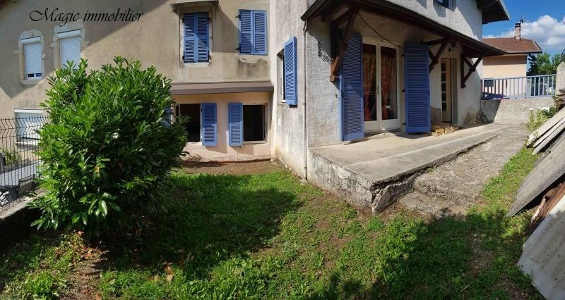 Rental apartment Maillat 375€ CC - Picture 1