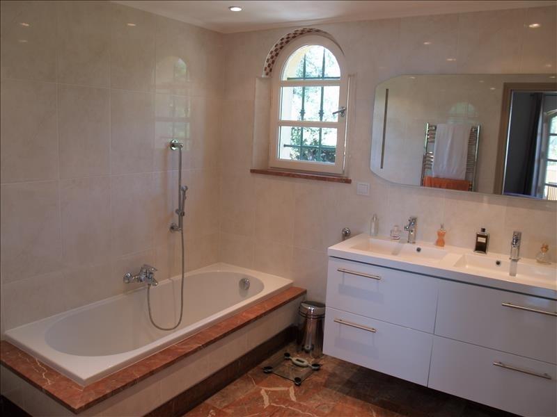 Vente de prestige maison / villa Les issambres 1195000€ - Photo 6