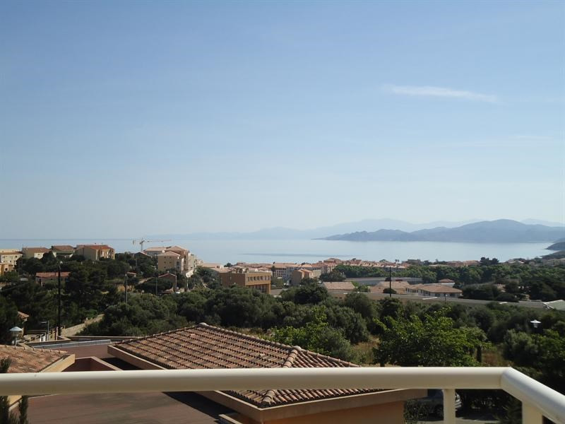 Vacation rental apartment Ile-rousse 850€ - Picture 1
