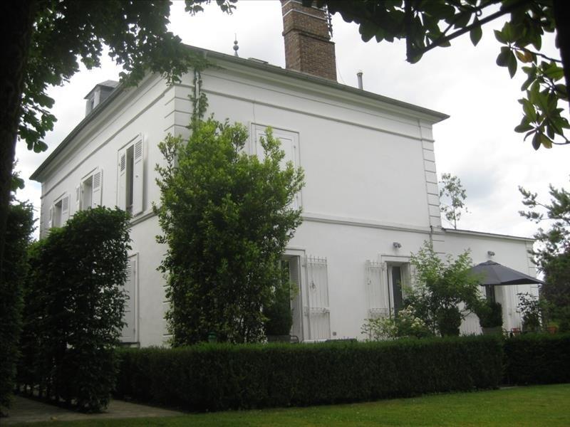 Vente de prestige maison / villa Fontenay st pere 995000€ - Photo 1