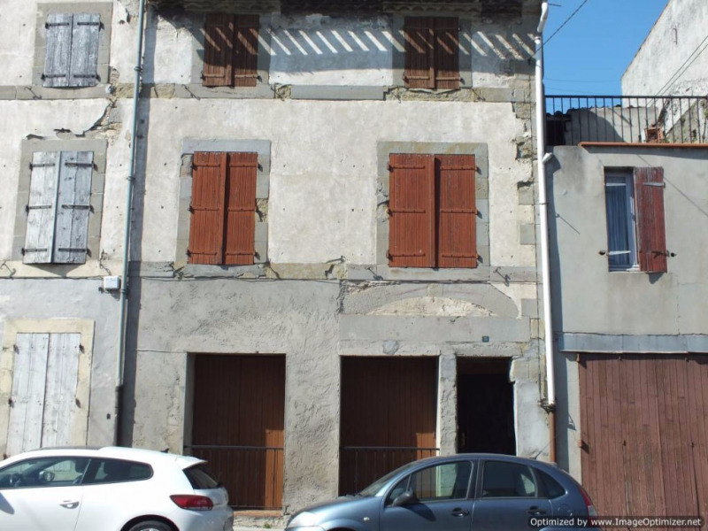 Vente maison / villa Carcassonne 54 000€ - Photo 1