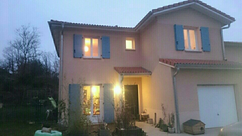 Vente maison / villa Vienne 280000€ - Photo 1