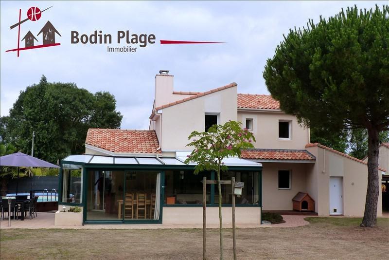 Vente maison / villa Corsept 413920€ - Photo 1