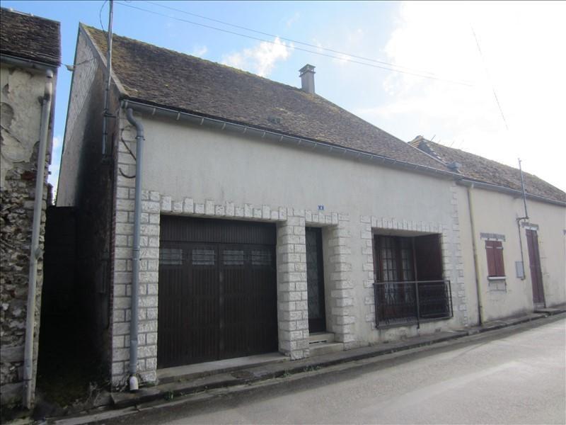 Sale house / villa Sens 76300€ - Picture 2