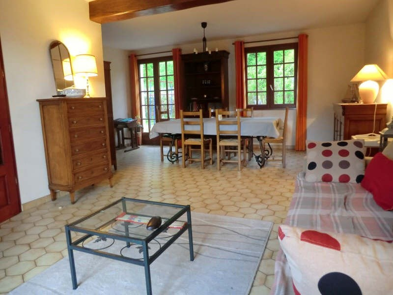 Sale house / villa Coye la foret 385000€ - Picture 2
