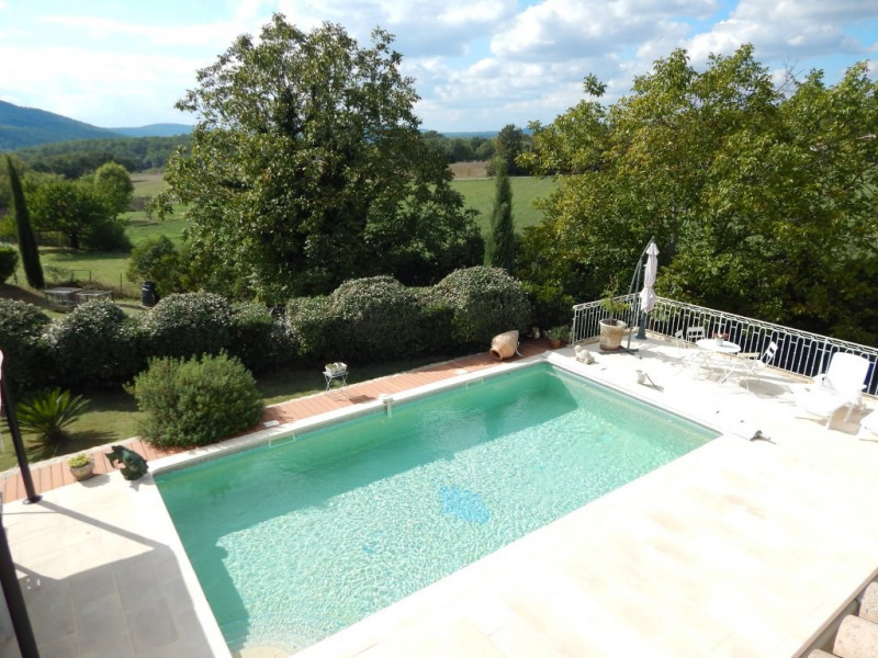 Vente de prestige maison / villa Villecroze 846 300€ - Photo 7