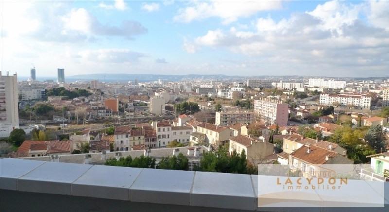 Sale apartment Marseille 4ème 126000€ - Picture 1