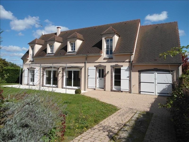 Vente maison / villa Barjouville 390350€ - Photo 2