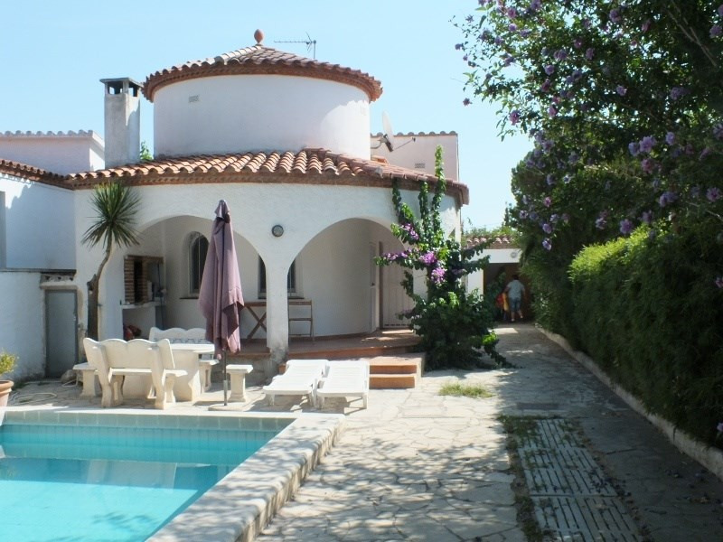 Location vacances maison / villa Empuriabrava 1 200€ - Photo 2