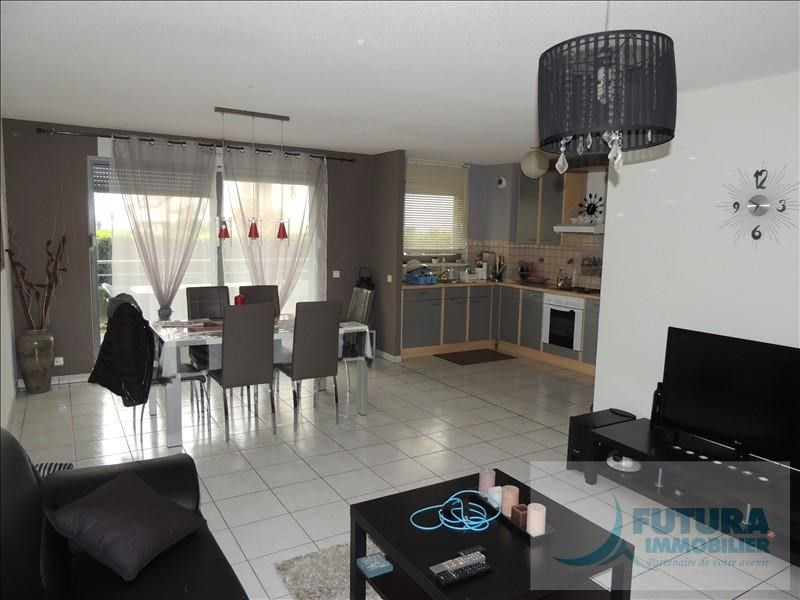 Vente appartement Oeting 105600€ - Photo 1