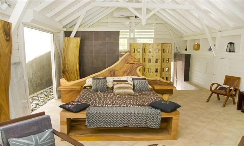 Deluxe sale house / villa Deshaies 895000€ - Picture 5