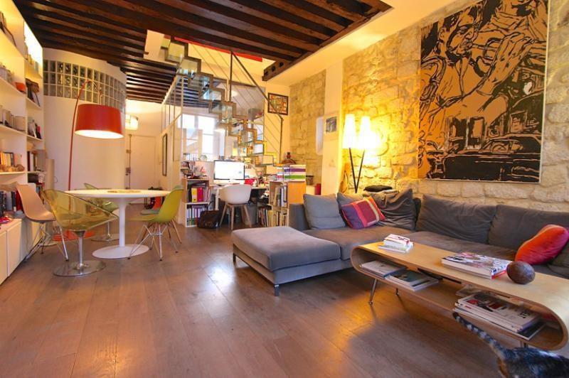 Vente appartement Paris 1er 875000€ - Photo 2