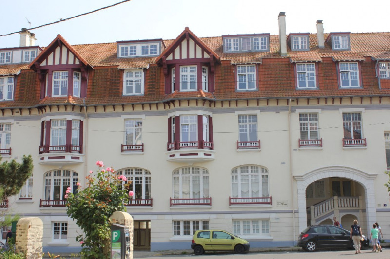 Sale apartment Le touquet paris plage 243 800€ - Picture 1