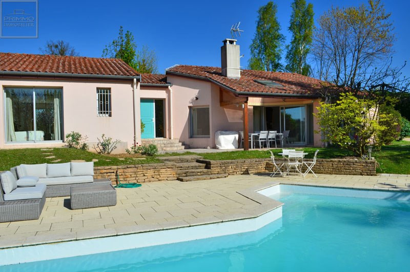 Deluxe sale house / villa Saint didier au mont d'or 950 000€ - Picture 3