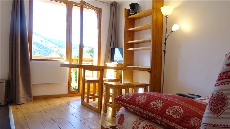 Produit d'investissement appartement Meribel 130 000€ - Photo 1