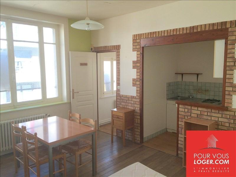 Rental apartment Boulogne sur mer 320€ CC - Picture 2