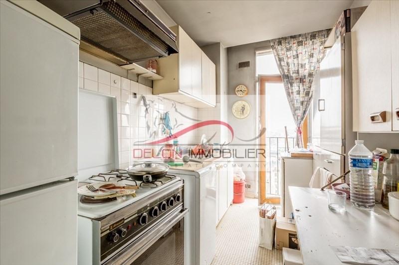 Sale apartment Paris 15ème 640000€ - Picture 7