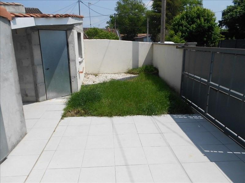 Rental house / villa Castelnau de medoc 635€ CC - Picture 1