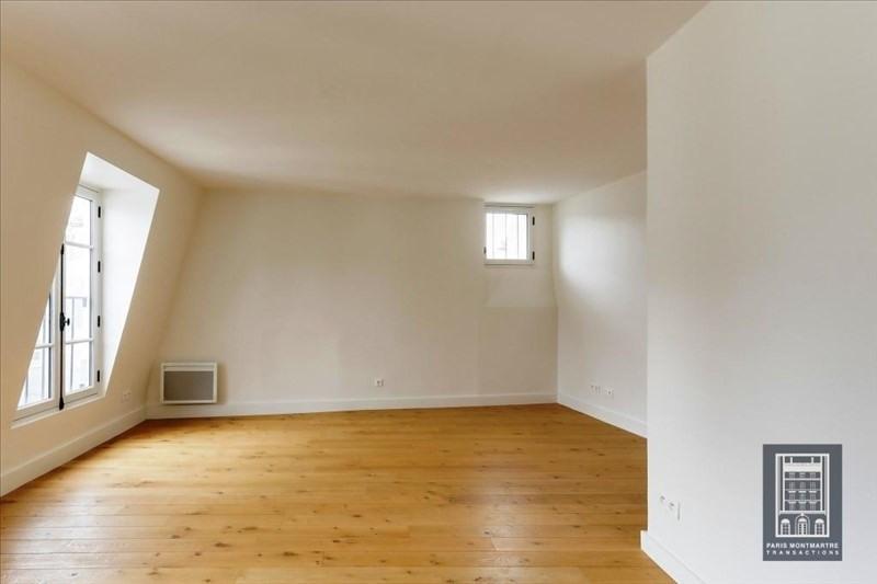 Vente appartement Paris 18ème 610650€ - Photo 6