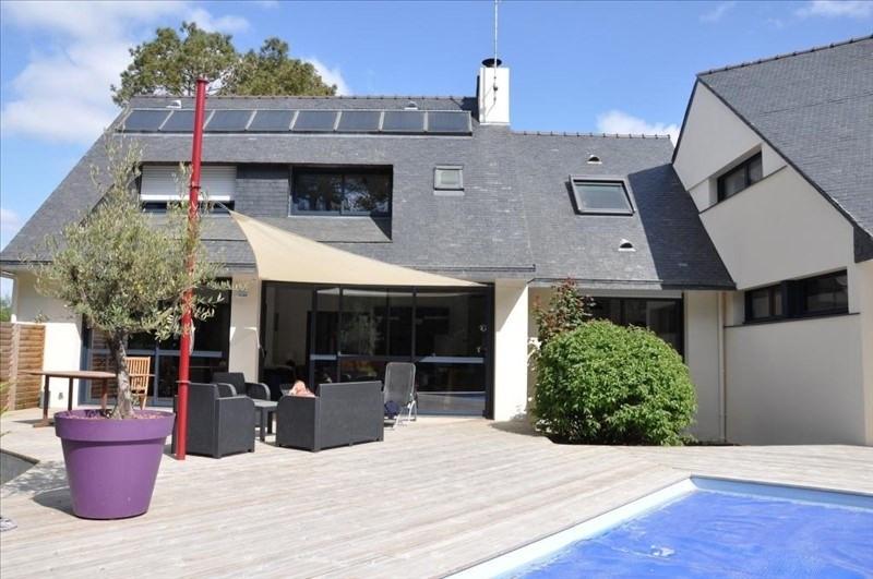 Vente de prestige maison / villa Merlevenez 630000€ - Photo 7