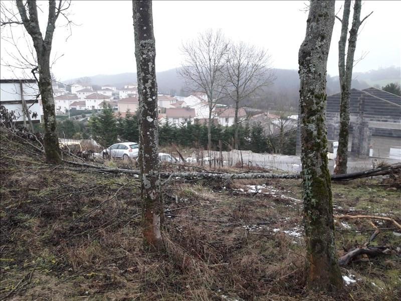 Venta  terreno Vienne 126000€ - Fotografía 3