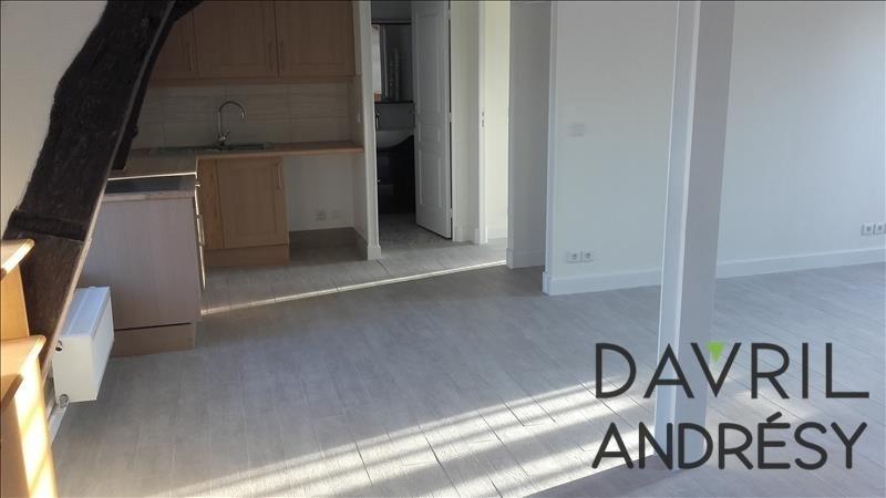Rental apartment Triel sur seine 975€ CC - Picture 2