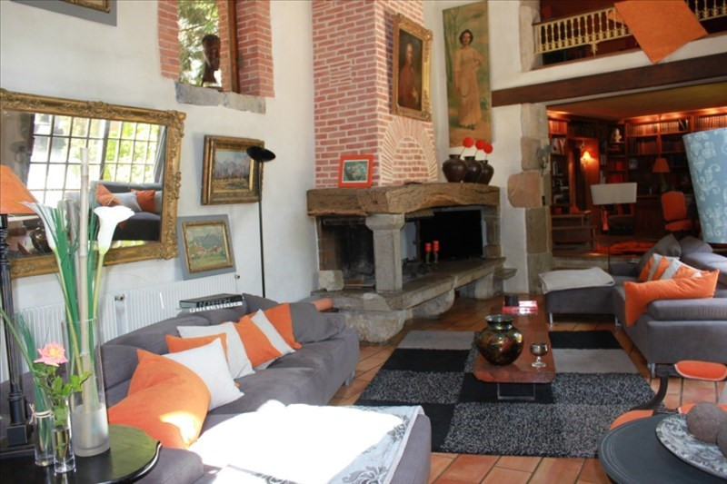 Verkoop van prestige  huis Chuzelles 790000€ - Foto 8