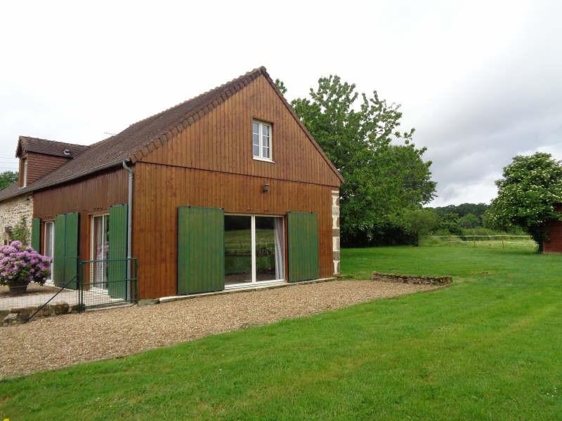Vente maison / villa Saint léonard des bois 210000€ - Photo 2