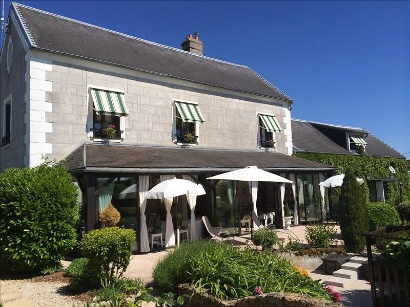 Sale house / villa Soissons 530000€ - Picture 1