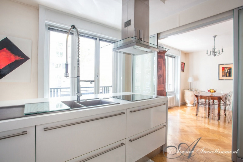 Vente de prestige appartement Lyon 6ème 650 000€ - Photo 8
